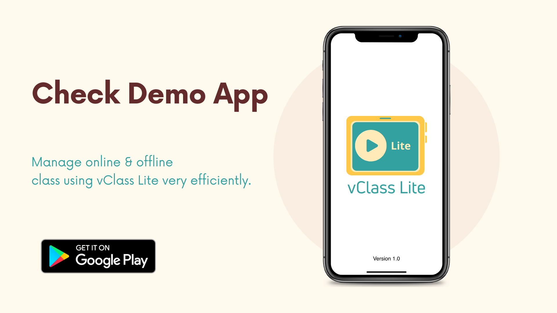 vClass Lite - Virtual Online Live Classroom Android App - 6